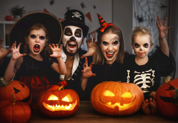 Comment faire un maquillage facile et naturel pour Halloween ?